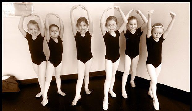 San Antonio Ballet Studio Class Descriptoin