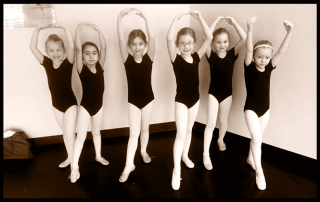 Musings from a Ballet Mom: Benchmarking for Dancers