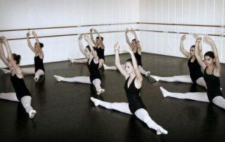 Ballet Class is Boring?