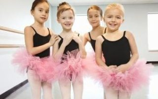 Benefits of Ballet for Kids