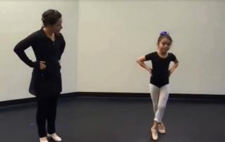 San Antonio Ballet Lessons Balancé