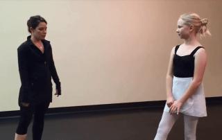 San Antonio Ballet Lessons Grand Jete