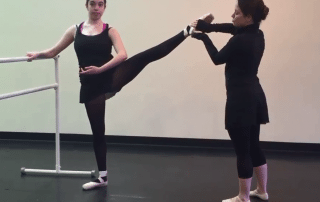 San Antonio Ballet Lessons Advanced Développé - Ballet tips