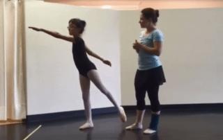 San Antonio Ballet Lessons Second Arabesque