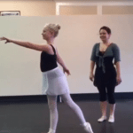 San Antonio Ballet Lessons Second Arabesque Part 2