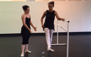 Video Ballet Lessons San Antonio Frappe