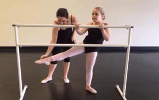 Video Ballet Lessons San Antonio Degage