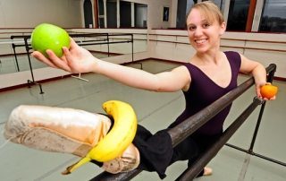 Ballet Nutrition - What the Experts Say