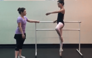 San Antonio Ballet Class - Introduction to Fouetté