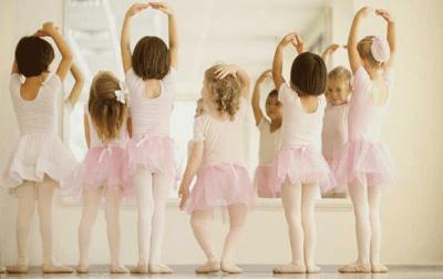 Benefits of Ballet to Children