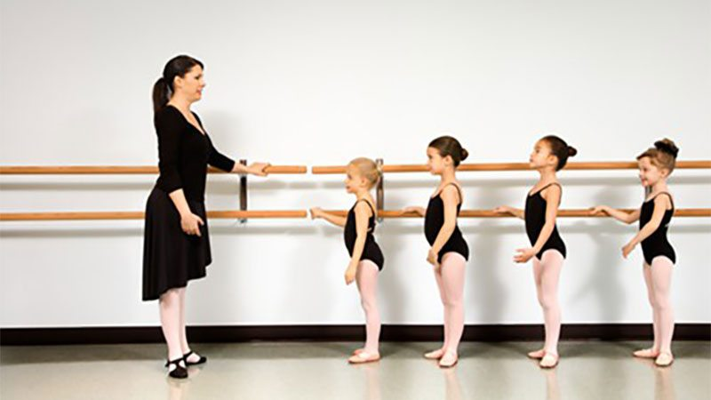 Ballet Class Tuition Performing Arts School Of Classical Ballet