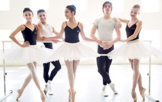 Ballet Lessons Can Help Through the Teen Years