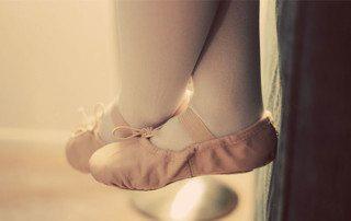 Ballet Slippers for Little Feet