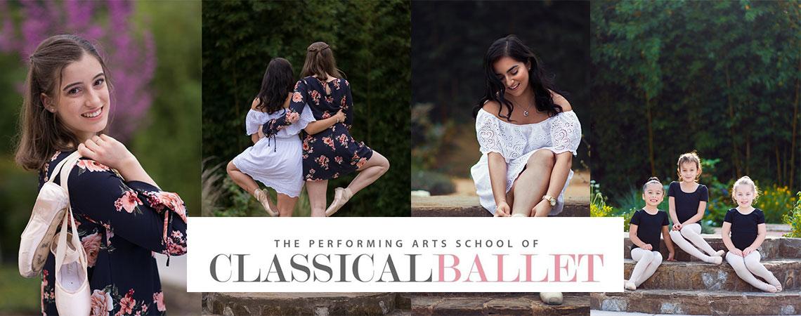 Ballet Lessons San Antonio Logo